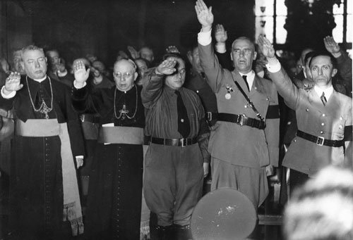 Hitler and the pope