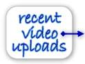 recent video uploads are listed here