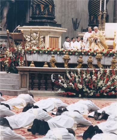 الحمد لله غافر الذنب وقابل التوب شديد العقاب وأشهد أن لا اله إلا الله Pope-worship